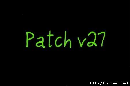 Counter-Strike 1.6 Patch Full v27.